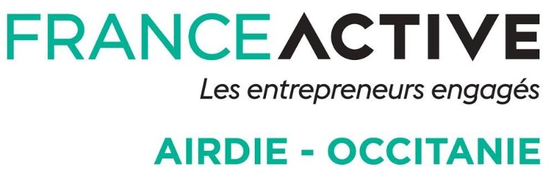 Logo France Active - Airdie